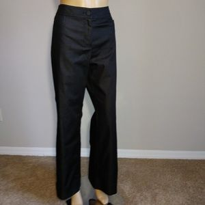 Tribal Jeans Black Stretch Slacks Size 8